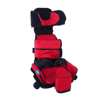 Детское ортопедическое кресло для путешествий LIW TravelSit M