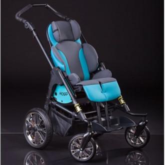 Кресло-коляска прогулочная для детей с ДЦП Hoggi Bingo Evolution 2