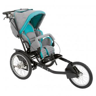 Детская инвалидная прогулочная коляска Otto Bock Кимба Кросс 2