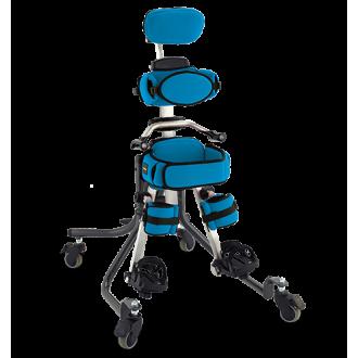 Вертикализатор двухопорный с развидением ног LECKEY Squiggles Stand