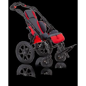Кресло-коляска прогулочная для детей с ДЦП Hoggi DURO Cross