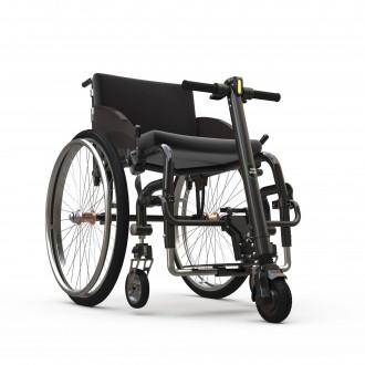 Электроприставка для инвалидной коляски UNAwheel Mini