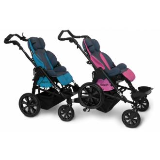 Кресло-коляска прогулочная для детей с ДЦП Hoggi Bingo Evolution double