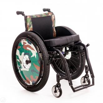 Кресло-коляска инвалидная Катаржина Патриот