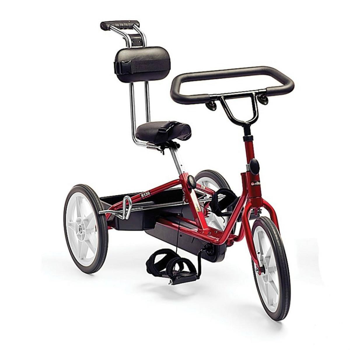 Велосипед реабилитационный для инвалидов с ДЦП Рифтон (Rifton)