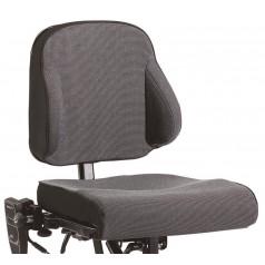 Подушка спинки и сиденья, с легкой поддержкой