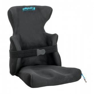 Вакуумное кресло с боковиной и подголовниками Akcesmed Bodymap AC
