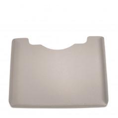 Столик, геометрический, серый или прозрачный