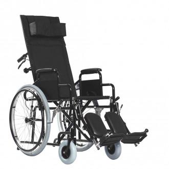 Кресло-коляска с высокой спинкой Ortonica Base 155
