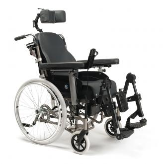 Кресло-коляска с ручным приводом Vermeiren Inovys II-E (electrical version)