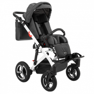 Детская прогулочная коляска ДЦП Akcesmed Гиппо Аврора (Панда)