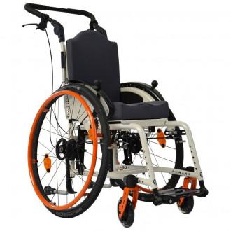 Активная кресло-коляска с жесткой рамой Sorg Vector