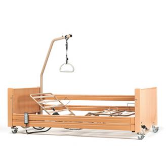 Многофункциональная кровать с электроприводом Vermeiren LUNA X-Low
