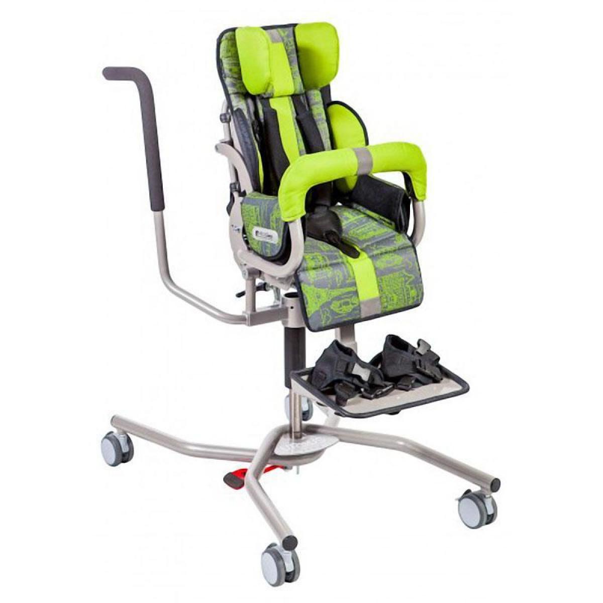 Детская комнатная кресло-коляска ДЦП Akcesmed Урсус Хоум