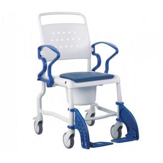 Кресло-каталка с санитарным оснащением Rebotec Бонн (Bonn)