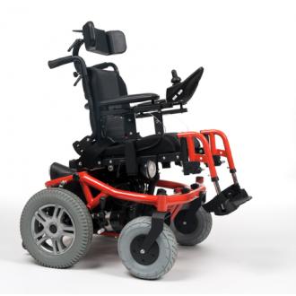 Кресло-коляска c электроприводом Vermeiren Forest kids
