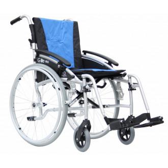 Кресло-коляска с ручным приводом  Excel G-Lite Pro 24