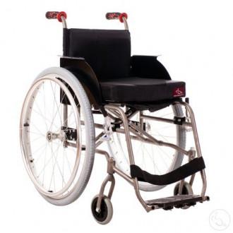 Кресло-коляска активного типаКатаржина Крошка Ру «Титан»