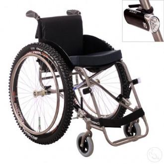 Кресло-коляска активного типа Катаржина Пикник «Экстрим»