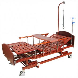 Кровать c механ.приводом Belberg 31-026H,3 функц. с ростоматом ЛДСП (без матраса)