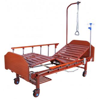 Кровать с электроприводом Belberg 7-077Н, 2 функц. ЛДСП (без матраса)
