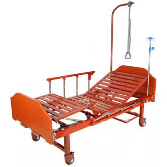Кровать c механ.приводом Belberg 8-118H, 2 функц. ЛДСП (без матраса+столик)