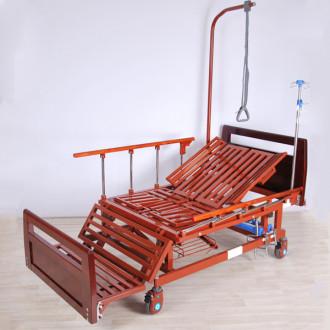 Кровать с механ.приводом Belberg 45A-152H, 5 функц. туал.устр. ЛДСП