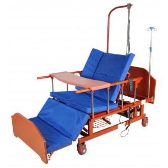 Кровать с электроприводом Belberg 11A-121Н, 5 функц. туал.устр. ЛДСП