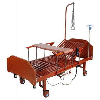 Кровать с электроприводом Belberg 3-192ПН, 3 функц. с туал.устр. ЛДСП (против.матрас)