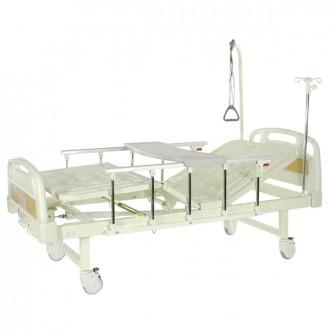 Кровать c механ.приводом Belberg 8-18ПЛН, 2 функц. ЛДСП (без матраса+столик)