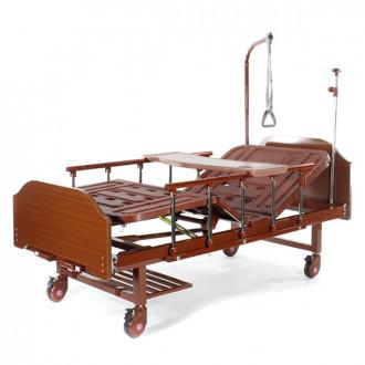 Кровать c механ.приводом Belberg 8-118ПЛН, 2 функц. ЛДСП (без матраса+столик)
