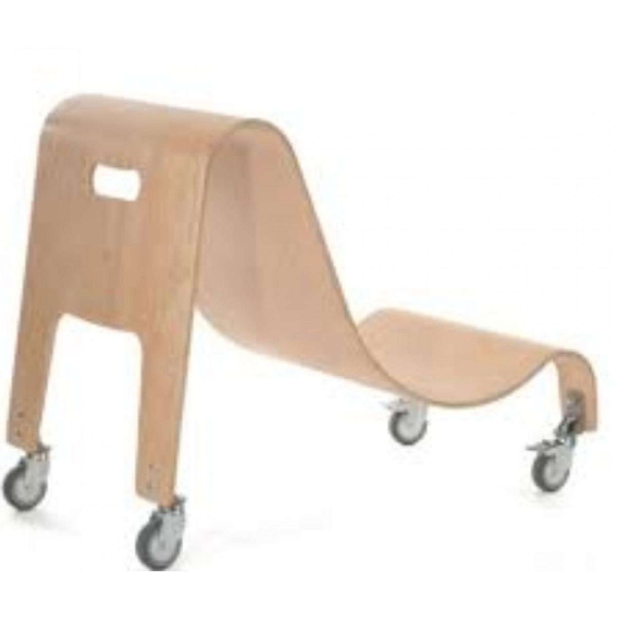 Мобильная деревянная база для кресла Special Tomato Sitter