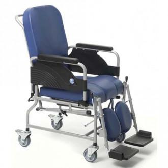 Кресло-каталка с санитарным оснащением Vermeiren 9303