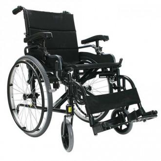 Кресло-коляска с ручным приводом Karma Ergo 852