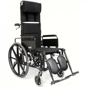 Кресло-коляска с ручным приводом Karma Ergo 504