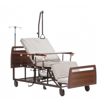 Кровать функциональная электрическая кровать с санитарным оснащением DHC FH-2