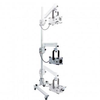 Передвижная стойка для рентгеновских аппаратов весом до 10,5 кг Gierth Mobile X-Ray stand Light