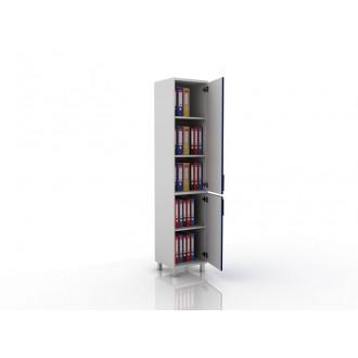 Шкаф для документов (глухие дверцы) 105-001-3