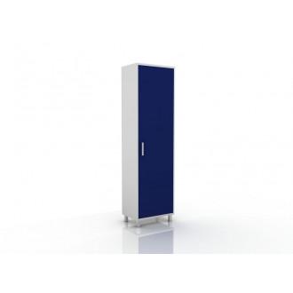 Шкаф для одежды (перекладина хром) 105-001-8