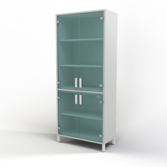 Шкаф для документов (стекло) 105-003-3