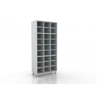 Шкаф картотечный-стеллаж 105-004-4
