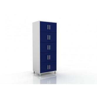 Шкаф медицинский универсальный (для инвентаря и сумок) 105-004-5