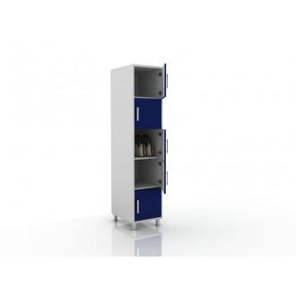 Шкаф медицинский универсальный (для инвентаря и сумок) 105-004-6