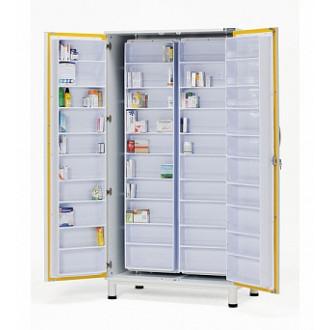 Шкаф медицинский для медикаментов 13-FP801