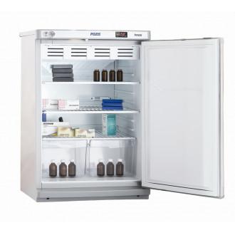 Холодильник фармацевтический малогабаритный ХФ-140 с металлической дверью (140 л)