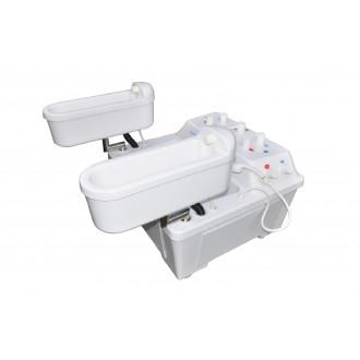 Ванна 4-х камерная Истра-4К для агрессивных сред