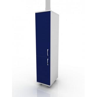 Шкаф для реактивов, кислотостойкий 206-001-1