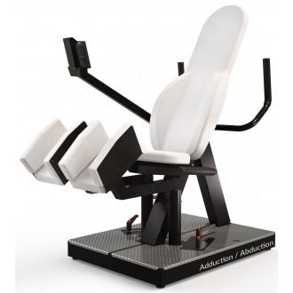 Тренажер механотерапевтический HUR Rehabilitation 5520 сведения и разведения ног