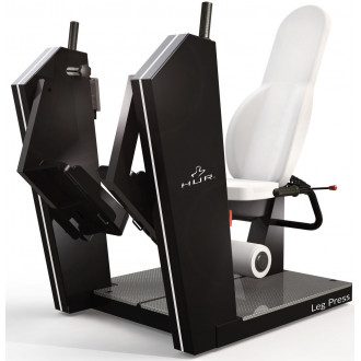 Тренажер механотерапевтический HUR Rehabilitation 5540 жим ногами сидя перед собой