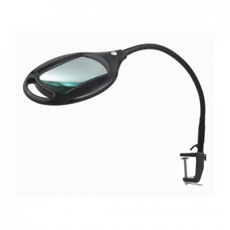 Лампа настольная светодиодная с линзой  8061 LED